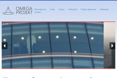 Omega Projekt Sp. z o.o. - Usługi Reklamowe Dąbrowa Górnicza