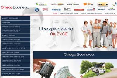 Omega Business - Leasing Głogów Małopolski