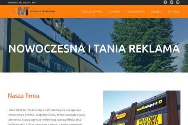 Agencja Reklamowa Omt Magdalena Pastuszak - Agencja marketingowa Krzywiń