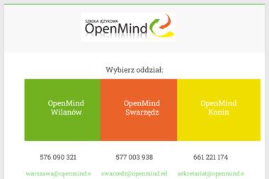 Szkoła Językowa OpenMind - Nauka Języka Konin