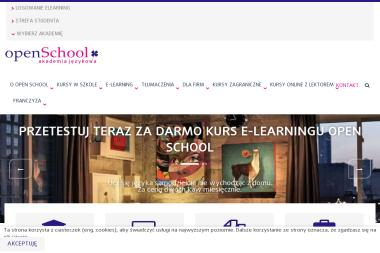 Akademia Językowa Open School - Nauczyciel Angielskiego Kraków