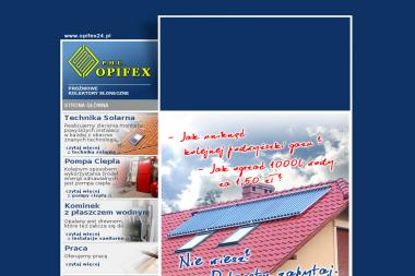 Opifex PHU - Penele Grzewcze Bielsko-Biała