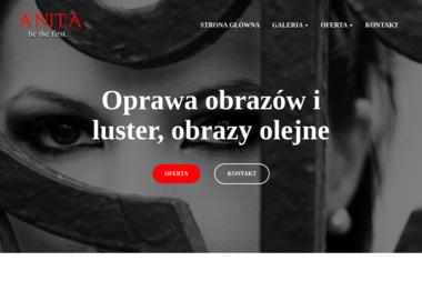 Anita Oprawa Obrazów Izabela Adamska - Fotograf Białystok