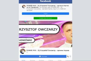 ower MiX DJ, wodzirej, Krzysztof Owczarzy - Zespół muzyczny Rybnik