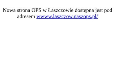 Ośrodek Pomocy Społecznej w Łaszczowie - Pomoc domowa Łaszczów