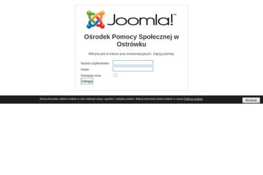 Ośrodek Pomocy Społecznej - Pomoc domowa Ostrówek