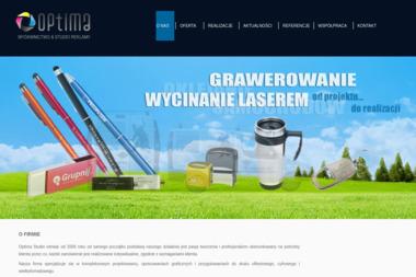 Wydawnictwo & Studio Reklamy OPTIMA Krzysztof Kołacki - Agencja reklamowa Bydgoszcz