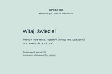 OPTIMPRO SP. Z O.O. - Biuro rachunkowe Kraków