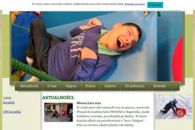 Ośrodek Rewalidacyjno Wychowawczy Sióstr Serafitek w Białce Tatrzańskiej - Pomoc domowa Białka Tatrzańska