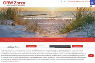 OÅ›rodek Rehabilitacyjno-Wypoczynkowy Zorza - Hotel SPA Dziwnówek