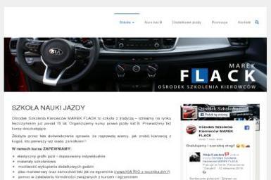 Ośrodek Szkolenia Kierowców MAREK FLACK - Kurs Na Prawo Jazdy Leszno