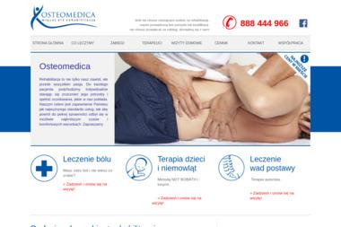 Osteomedica - Masaż Dla Kobiet w Ciąży Mińsk Mazowiecki