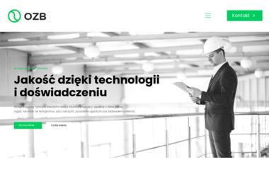 Buchowski Remigiusz PHU Ozb S.C. - Maszyny budowlane Bolesławiec