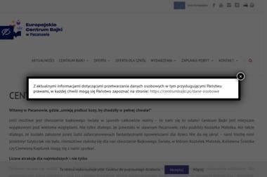 Europejskie Centrum Bajki im. Koziołka Matołka - Pomoc domowa Pacanów