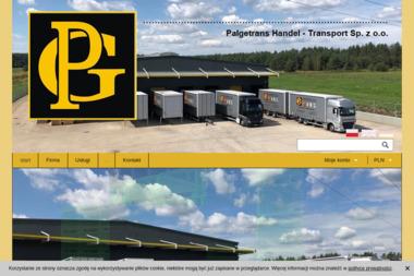 Palgetrans Handel Transport Sp. z o.o. - Hurtownia Materiałów Budowlanych Wykroty