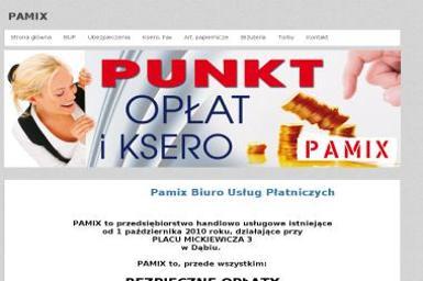 Pamix Michalina Gralak - Kosze prezentowe Dąbie