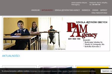 Pam Agency S.C. Piotr Kopka Agnieszka Zdanowska Kopka - Nauczyciel Angielskiego Radzymin