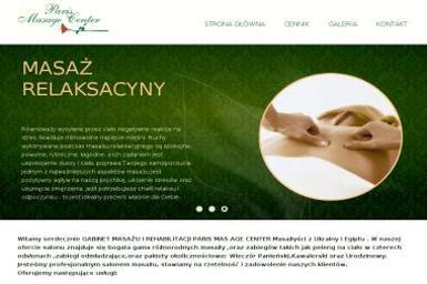 Paris Masage Center - Masaże Lomi Lomi Gdańsk