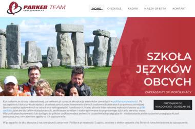 Monika Parker The Parker Team Szkoła Języków Obcych - Nauczyciele angielskiego Żagań