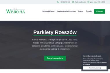 PPHU Werona Janusz Weron - Montaż wykładzin Rzeszów