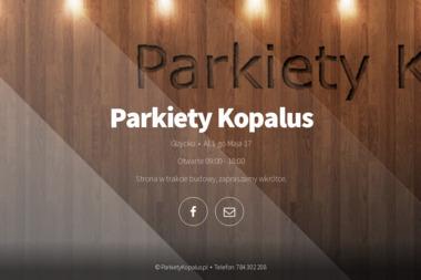 Parkiety Kopalus - Skład budowlany Giżycko