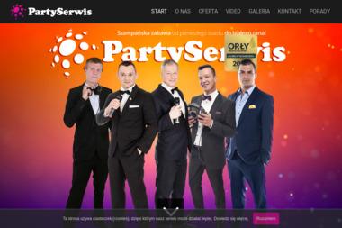 PartySerwis.info. Dj na wesele, wodzirej - Oprawa Muzyczna Imprez Kraków