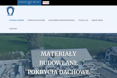 Paszkiewicz Company sp.j. - Skład budowlany Augustów