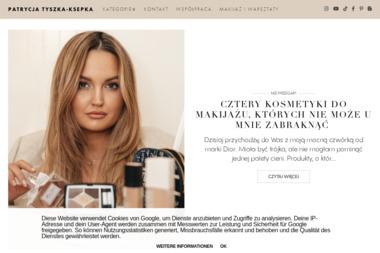 Patrycja Tyszka Us艂ugi Mobilne Fotografia Makija偶 Reklama - Fotograf Olszewo-Borki