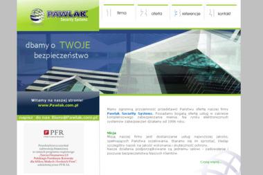 Pawlak Security Systems Systemy Ochrony Mienia Grzegorz Pawlak - Kancelaria prawna Łącznik