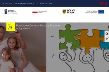 Powiatowe Centrum Pomocy Rodzinie w Zgorzelcu - Pomoc domowa Zgorzelec