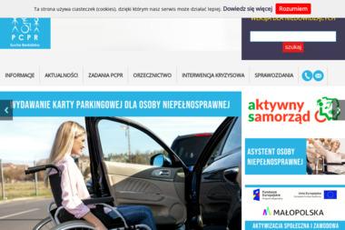 Powiatowe Centrum Pomocy Rodzinie - Pomoc w Pracach Domowych Sucha Beskidzka