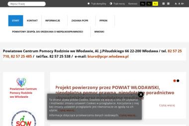 Powiatowe Centrum Pomocy Rodzinie We Włodawie - Pomoc domowa Włodawa