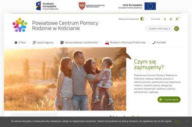 Powiatowe Centrum Pomocy Rodzinie - Pomoc domowa Kościan