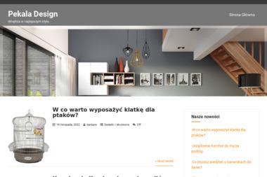 Małgorzata Pękala Design - Projektowanie wnętrz Bielsko-Biała