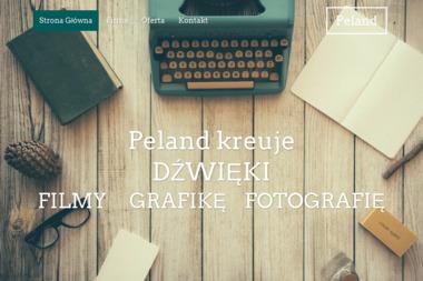 Peland - Ulotki Restauracji Łódź