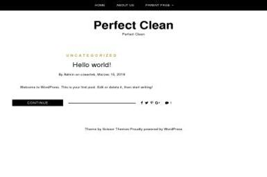 PERFECT-CLEAN Mariusz Klimowicz - Pranie Kanapy Zielona Góra