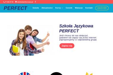 Szkoła Językowa Perfect - Kurs niemieckiego Nysa