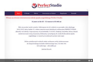 Perfect Studio Andrzej Kurach - Szkoła językowa Słupsk
