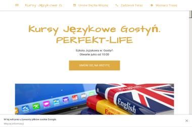 Szkoła językowa Perfekt - Szkoła językowa Gostyń