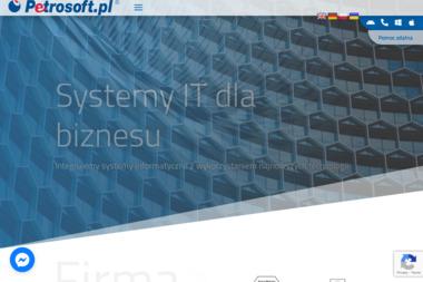 Petrosoft.pl Technologie Informatyczne Sp. z o.o. Oddział Rzeszów - Instalacja, konfiguracja komputerów i sieci Rzeszów