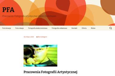 Pfa Jacek Dyrla Dohrmann - Fotograf Ka藕mierz