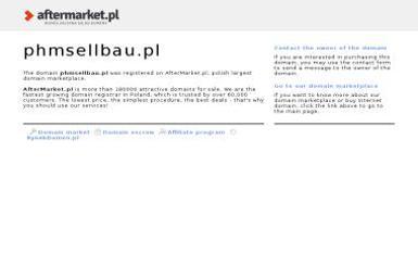 Phm Sellbau Sp. z o.o. - Murowanie Międzyborów