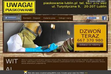 Piaskowanie - Antykorozja Lublin