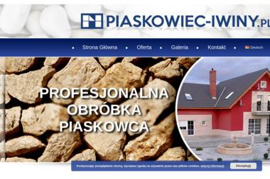 Zakład Kamieniarski Zygmunt Kozak - Posadzki betonowe Iwiny