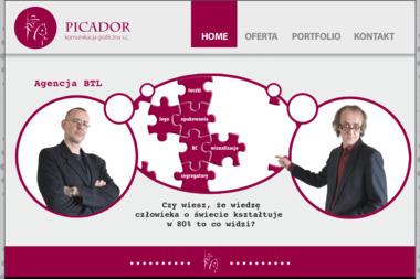Picador Komunikacja Graficzna S.C. Krzysztof Demucha Marek Demucha - Firma Reklamowa Lubartów