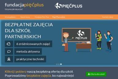 5 Plus Mobilne Centrum Nauczania - Kurs niemieckiego Kraków