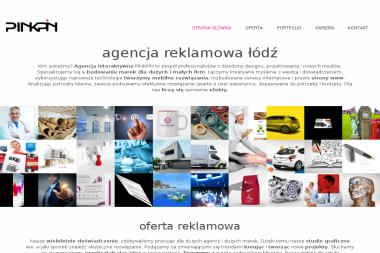Interaktywna Agencja Reklamowa Pinkpin - Ulotki Łódź