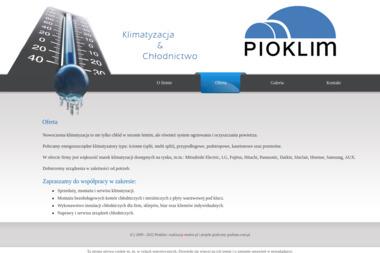 PIOKLIM - Klimatyzacja Tarnobrzeg