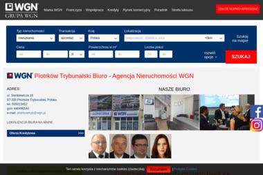 Biuro nieruchomości WGN - Agencja nieruchomości Piotrków Trybunalski