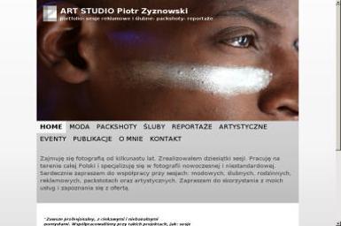 Art Studio Piotr Zyznowski - Sesje Zdj臋ciowe Krasnosielc